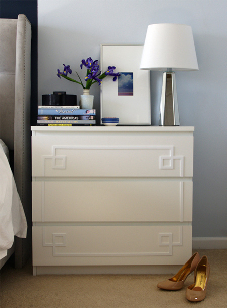 home dzine home diy make your own ikea furniture starting with a malm dresser. Black Bedroom Furniture Sets. Home Design Ideas