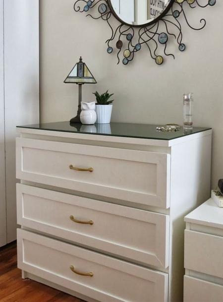 Ikea Hack Make Diy Malm Dresser With Shaker Drawers