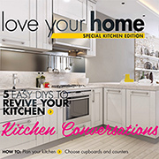 Love Your Home with Builders magazine editions