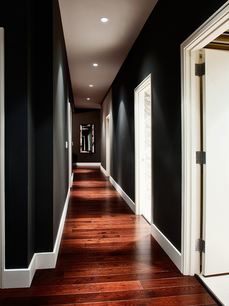 Home Dzine Fade To Black Decorating With Black