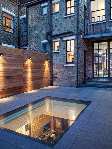 Home Dzine Home Improvement Glazing Walk On Rooflights