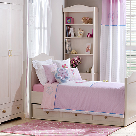 How to make underbed storage drawers childs bed