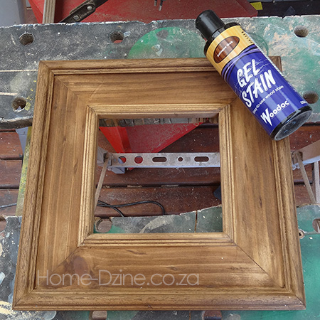 HOME DZINE Home DIY | Easy wooden picture or photo frame
