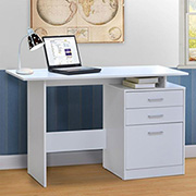 Practical desk for child or teen bedroom
