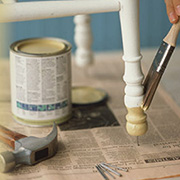 Handy painting tips for an easier project
