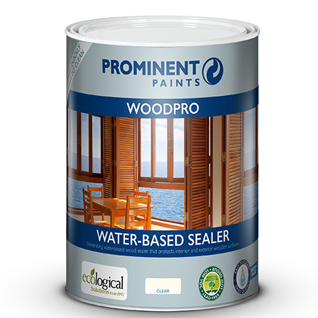 Prominent Woodpro seals with a kiss