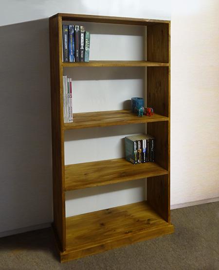 Basic bookshelf 28 images simple bookshelf www imgkid for Diy basic bookshelf