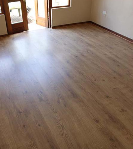 home dzine home improvement how to install laminate flooring. Black Bedroom Furniture Sets. Home Design Ideas