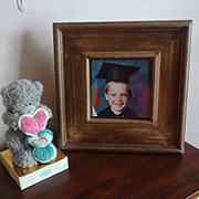 Make a wooden photo frame
