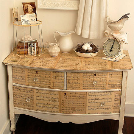 Home Dzine Craft Ideas Makeover A Chest Of Drawers