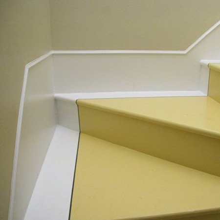remove carpet and paint staircase with prominent paints polyurethane floor coat