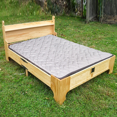 bed in a box plans. bed that fits into a box in plans g
