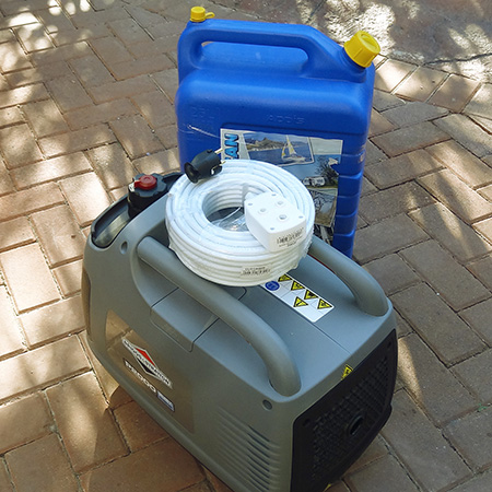 Tips on how to survive load shedding generator