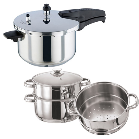 Tips on how to survive load shedding pressure cooker or steam to cook