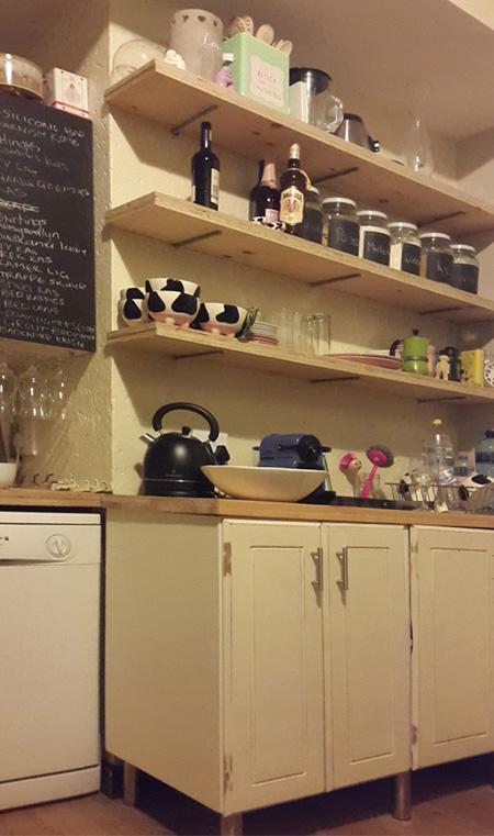 Home dzine kitchens kitchen improvements and renovations diy farm style kitchen solutioingenieria Choice Image
