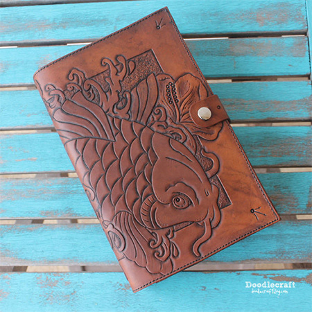 leather tooling craft project ideas
