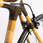 Handcrafted bicycles, skateboards and sunglasses