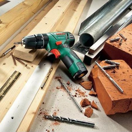 bosch psb 10,8 li 2 impact drill driver for diy divas