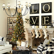 Festive decorating ideas