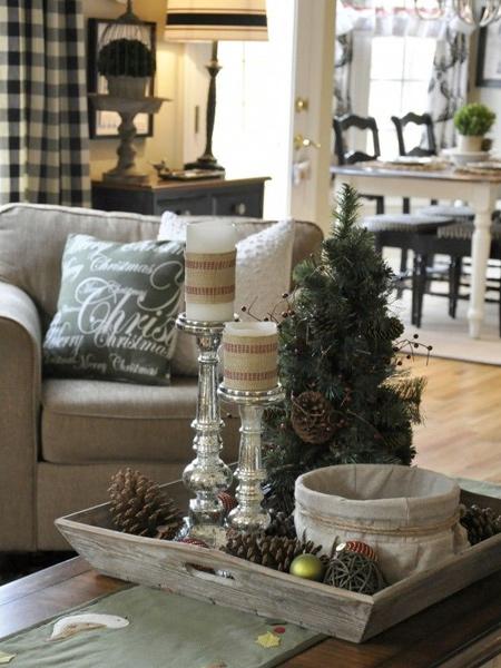 Home Dzine Home Decor Last Minute Christmas Decorating Ideas