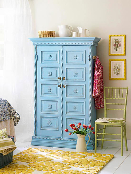 buying secondhand furniture has become a popular trend when combined with today's ability to paint furniture
