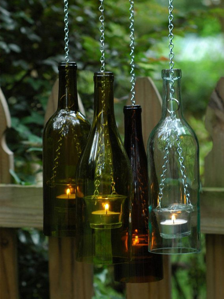 Make your own glass bottle cutter