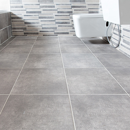 Home Dzine Bathrooms Trending Tiles That Look Like Concrete