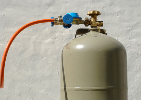 safe use of gas in the home