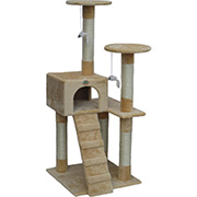 Build a cat play stand