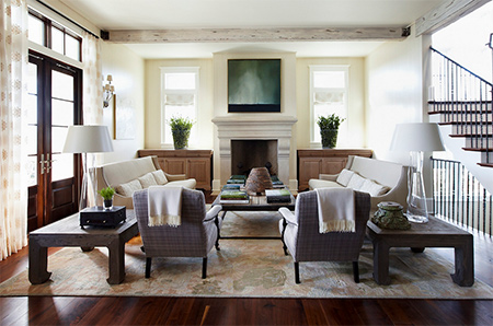 Decorating with muted or neutral hues