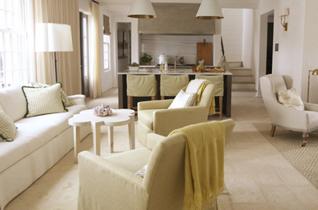 Decorating with muted or neutral colours
