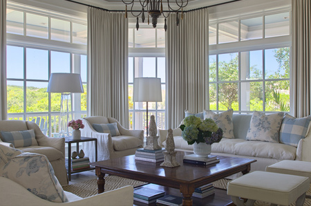 Decorating with muted or neutral shades