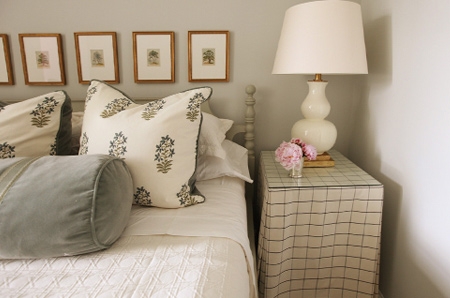bedrooms in muted or neutral shades