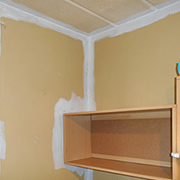 Paint around built-ins
