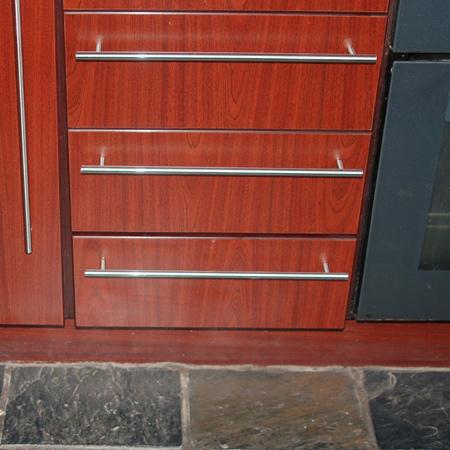 Home Dzine Kitchen Fix Loose Or Broken Drawer Fronts