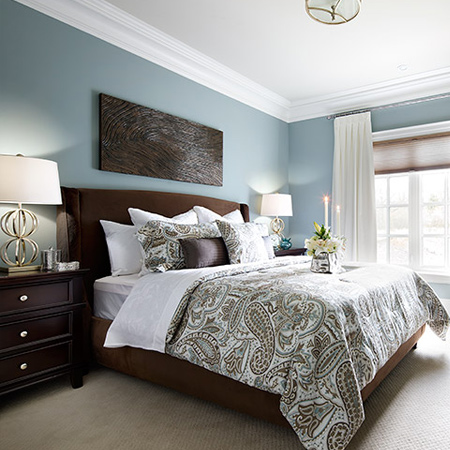 Spoil yourself with quality bed linens in plain colours or interesting  patterns  Layering the bed. HOME DZINE Bedrooms   Create the bedroom of your dreams