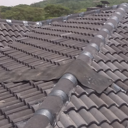 The last thing you want is for a roof leak to become a serious problem in the middle of the rainy season and you are unable to get someone in quickly to fix it before it causes serious damage