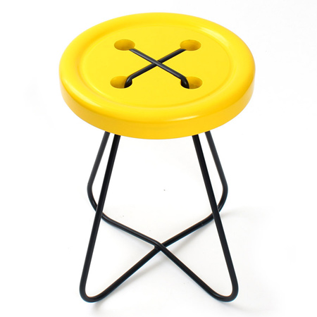 Playful seating that's cute as a button!