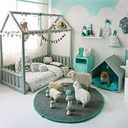Dreamy bedrooms for little girls