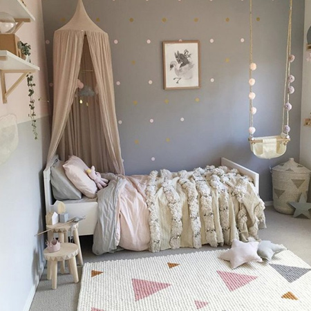 decorating ideas bedroom for little girls