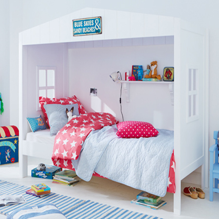 decorating ideas dreamy bedroom for little girl shed bed