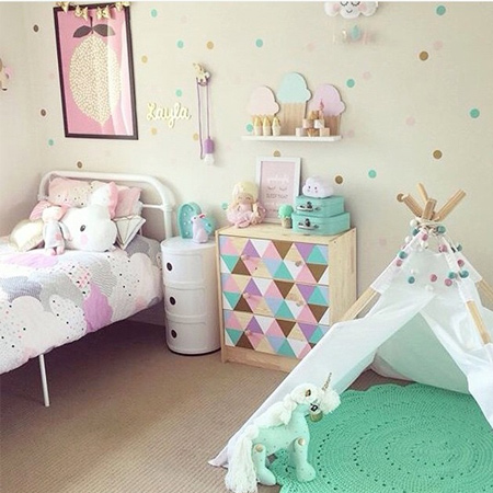 decorating designs dreamy bedroom for little girls