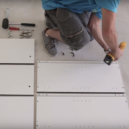 builders warehouse how to assemble flat pack kitchen cabinets