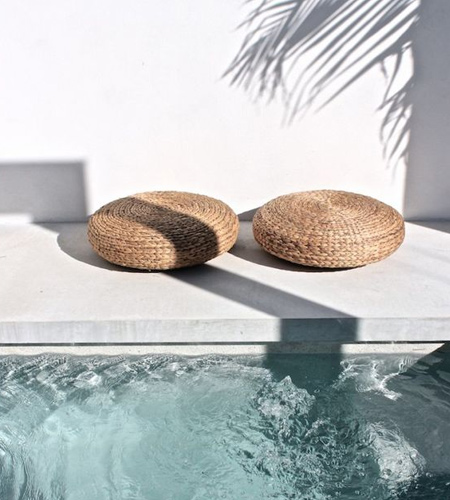 Colour Hardener is also an ideal finish for exposed exterior floors or swimming pool surround.