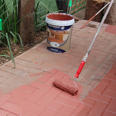 What Paint To Use On Brick Pavers