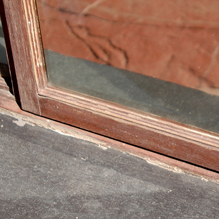 Home dzine home diy restore wooden window frames for Wood windows colorado
