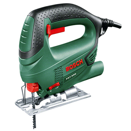Any DIY enthusiast wanting to make their own furniture and decor will need a jigsaw, and now you can grab a Bosch PST650 for R800. This entry-level model is perfect for the beginner DIYer, and ideal for a wide range of cutting tasks and allows timber and board to be cut in any shape.