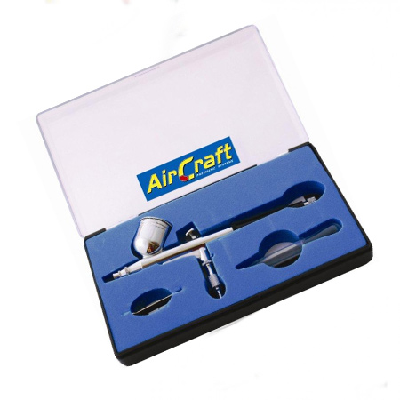 For the DIY enthusiasts that likes to add a dash of creativity to projects, the Aircraft Professional Air Brush Kit costs around R299 and features a double-action trigger for better control.