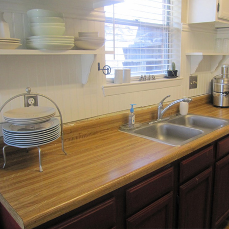 Superieur Use Wood Planks To Make Your Own Genuine Wood Countertops And Add True  Warmth And Beauty
