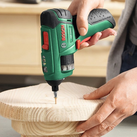 why put yourself through the strain of using a manual screwdriver when you can have the power of a cordless screwdriver in the palm of your hand
